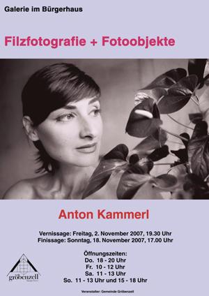 Plakat Ausstellung 2007